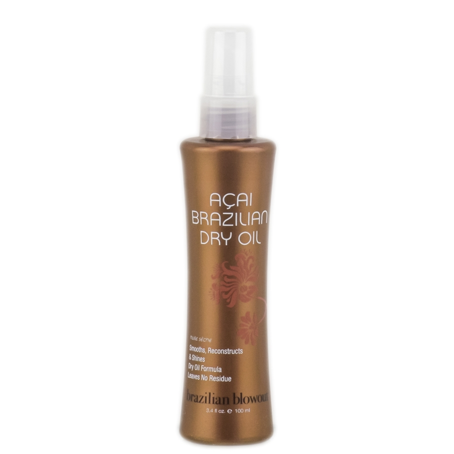Brazilian Blowout Acai Dry Oil