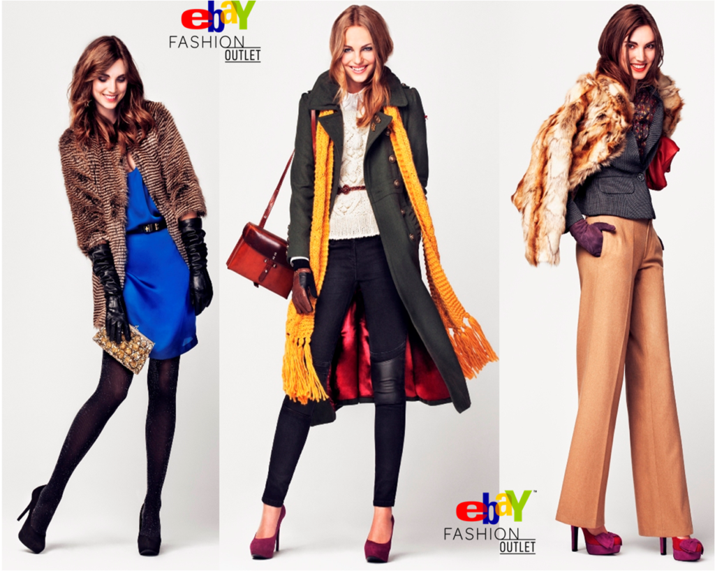 Ebay Turns Fashion Week Into Myfashionweek With First Ever Shoppable Fashion Illustrations